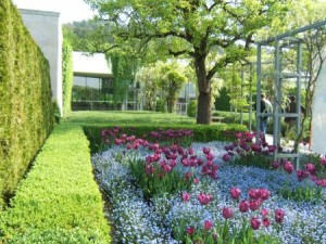 Monet's Gardens in Giverney.